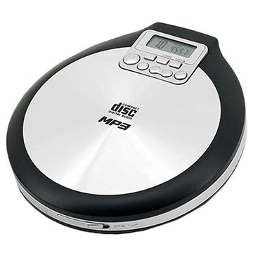 Portable cd players with resume feature
